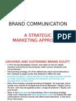 Brand Communication Intro