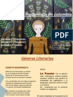 literaturamodernistaencolombiagrupodosb1-121117184714-phpapp01