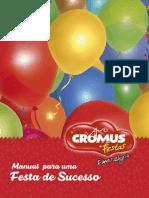 Organização de Festas