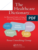 The Lean Healthcare Dictionary - An Illustrated Guide to Using the Language of Lean Management in Healthcare, 1E (2015) [PDF] [UnitedVRG]