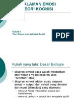 Kul 5 Pengalaman Kognitif 2012 Revisi