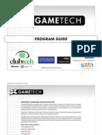 Gametech Program Guide