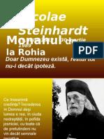 Monahul de La Rohia