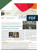 ckmiran.com - webzine n° 1 (Nederlands)
