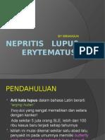 Lupus Nepritis.