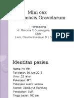 Case Hiperemesis Gravidarum