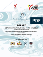 15th Melaka International Youth Dialogue (MIYD)