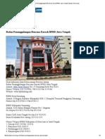 Badan Penanggulangan Bencana Daerah BPBD Jawa Tengah Seputar Semarang