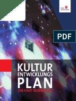 Kulturentwicklungsplan Regensburg