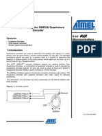 Atmel QuadratureDecoding doc8109