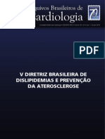 V Diretriz Farmacologia Dislipidemia