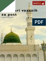 70 Stvari Vezanih Za Post
