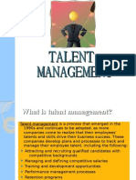 talent management (HR project)