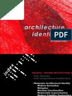 Intro to Arch Culture