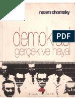 Noam Chomsky - Demokrasi Gercek Ve Hayal