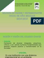 Reunión Inicial de Padres y Representantes 2014 (1)