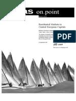 Evolutie Real Estate-europa