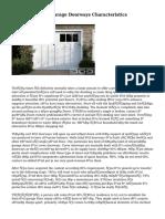Different Austin Garage Doorways Characteristics