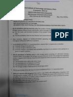 Compre Question Paper