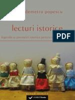 (Preview) Popescu Demetru Petru - Lecturi Istorice