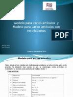 06. Modelo Para Varios Articulos