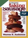 Making sausages