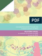 Relatorio Avaliacao CPCJ 2013