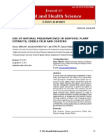 USE OF NATURAL PRESERVATIVES IN SEAFOOD.pdf