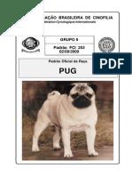 Padrão Oficial da Raça Pug
