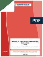 Manual de Engenharia e Patrimônio Imobiliário INSS