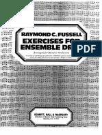 Calentamiento Banda - Fussell Book
