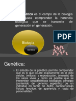 Genética Agrícola Clase 1 y 2(1)