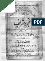 Shajra Shareef Sabri