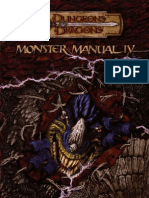 Monster Manual IV