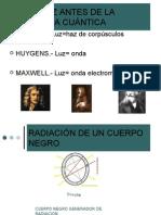 La luz - efecto fotoelectrico, teoría cuántica, dualidad onda-partícula