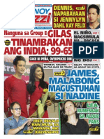 Pinoy Parazzi Vol 8 Issue 119 September 30 - October 01, 2015