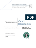 analisis starbucks