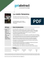La Vision Femenina Helgesen