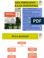 Bab 7 Usaha Persiapan Kemerdekaan Indonesia(1)