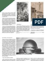 Texto Comparativo Vitruvio Boullée - ¿qué es la arquitectura?