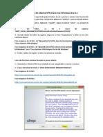 3. Problema Do Cliente VPN Cisco Nos Windows 8 e 8