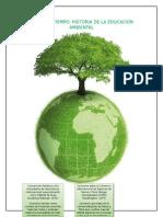 Linea de Tiempo de la Educación Ambiental