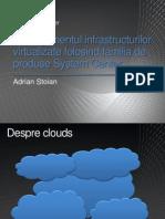 Microsoft - SystemCenter Virtualizare