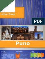AnáLisis de Sitio Puno