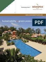 Mövenpick Resort Bangtao Beach Phuket - Sustainability