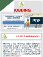 Prezentare Mobbing