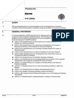R 4-97 (2005) Statistical Procedures