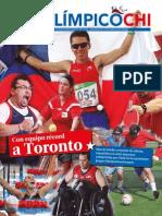 Revista Paraolimpico Chile
