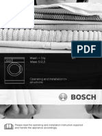 Bosch WVD 24420