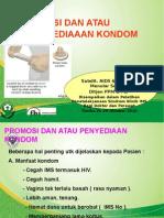 Promosi Kondom
